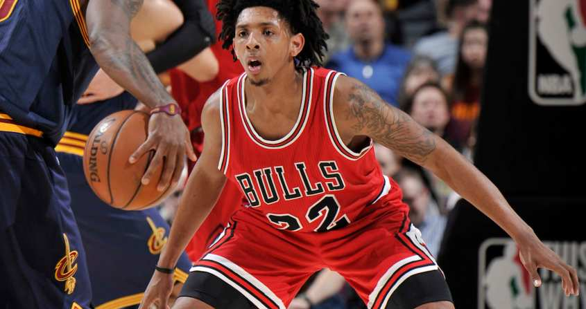 Chicago Bulls v Cleveland Cavaliers